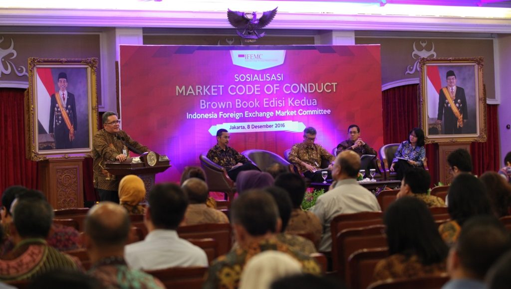 Sosialisasi Buku Market Code of Conduct (MCoC) Edisi Kedua