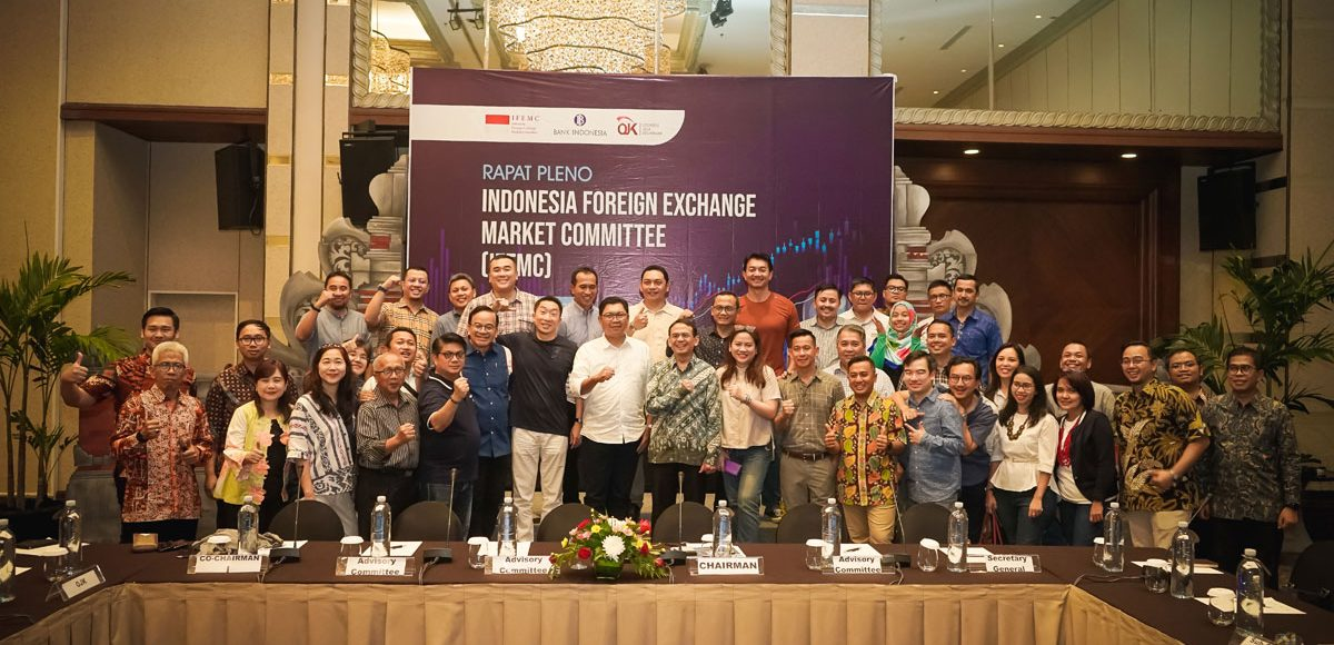 Rapat Pleno Indonesia Foreign Exchange Market Committee (IFEMC), Desember 2019